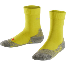 Falke RU4 Running Socks Kinder sulfur